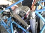 Throttle Body Plenum in Place