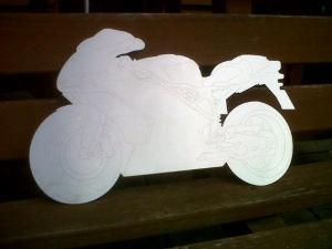 Ducati Mirror
